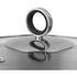 Morphy Richards 46391 3 Piece Saucepan Set - Red - 16/18/20cm: Image 4