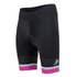 Santini Anna Women's Meares TDU Extra Length Shorts - Pro Grace Pad - Black: Image 1