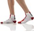 Santini Zest Summer Standard Profile Socks - Red: Image 1