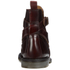 Dr. Martens Women's Kensington Teresa Arcadia Leather Jodphur Boots - Cherry Red: Image 3