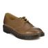 Dr. Martens Men's Milled Dorian 3-Eye Leather Shoes - Brown: Image 5