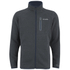 Columbia Men's Altitude Aspect Full Zip Fleece - Grey: Image 1