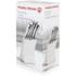 Morphy Richards 79005 5 Piece Knife Block - White: Image 5