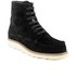 Mr. Hare Men's Hannibal Lace Up Suede Boots - Nero: Image 5