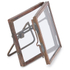 Nkuku Tiny Danta Frame - Antique Copper - Set of 2 - 5 x 5cm: Image 2
