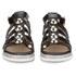 Markus Lupfer Women's Nappa Silver Balls Sandals - Black: Image 4