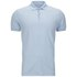 J.Lindeberg Men's Rubi Slim Fit Polo Shirt - Light Blue: Image 1