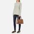 Lauren Ralph Lauren Women's Newbury Zip Shopper Bag - Lauren Tan: Image 2