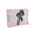 Matthew Williamson Women's Glitter Clutch Bag - Light Pink/Silver: Image 2