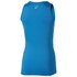 Asics Women's Running Tank Top - Jeans Blue: Image 2