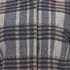 VILA Women's Checky Coat - Vapor Blue: Image 3