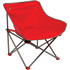 Coleman Kickback Folding Chair - Red: Image 1