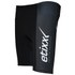 Etixx Quick-Step Replica Kids' Shorts - Black/Grey: Image 1