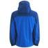 Columbia Men's Pouring Adventure Waterproof Jacket - Hyper Blue/Marine Blue: Image 2
