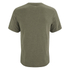 Merrell Men's Vintage Stacked Logo T-Shirt - Grape Leaf Heather Green: Image 2