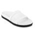 Alexander Wang Women's JAC Airtex 3D Sport Mesh/Suede Slide Sandals - Chalk: Image 5