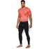 Under Armour Men's Armour HeatGear Compression Training Leggings - Black/Steel: Image 4