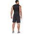 Under Armour Men's Armour HeatGear Sleeveless Training T-Shirt - Black/Steel: Image 4