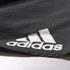adidas Adizero Men's Split Shorts - Black: Image 4