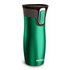 Contigo West Loop Autoseal Travel Mug with Lock (470ml) - Emerald Green