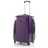 Redland '60TWO Collection' Hardsided Trolley Suitcase Set - Purple - 75/65/55cm (3 Piece): Image 4