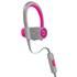 Beats by Dr. Dre: PowerBeats 2 Wireless Earphones - Pink/Grey: Image 4