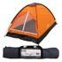 Milestone Dome 2 Person Tent - Orange: Image 1