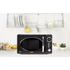 Akai A24006 Digital Microwave - Black - 700W: Image 4