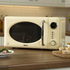 Akai A24006C Digital Microwave - Cream - 700W: Image 6