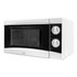 Akai A24001 Manual Microwave - White - 800W: Image 1