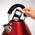 Morphy Richards 102004 Accents Traditional Kettle - Red - 1.5L: Image 2