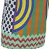 House of Holland Women's Viscose/Lycra Flame Print T-Shirt - Multi Viscose: Image 4