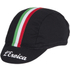 Santini Eroica Cotton Race Cap - Black - One Size: Image 1
