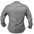 Better Bodies Men's Flex Shirt - Grey/White Stripe: Image 3
