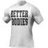 Better Bodies Men's Big Print Sleeveless Tank: Image 1