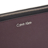Calvin Klein Sofie Large Leather Purse - Claret: Image 3