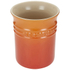 Le Creuset Stoneware Small Utensil Jar - Volcanic: Image 2