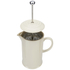 Le Creuset Stoneware Cafetiere Coffee Press - Almond: Image 4