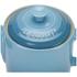 Le Creuset Stoneware Grand Teapot, 1.3L - Teal: Image 3