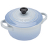 Le Creuset Stoneware Petite Casserole Dish - Coastal Blue: Image 2