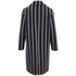 Selected Femme Women's Cocoana Striped Coat - Stripe: Image 2