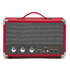 GPO Retro Westwood Bluetooth Speaker - Red: Image 1