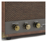 GPO Retro Westwood Bluetooth Speaker - Brown: Image 4