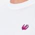 McQ Alexander McQueen Men's Swallow Crew Neck T-Shirt - Optic White: Image 5