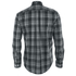 GANT Men's Heather Twill Long Sleeve Shirt - Dark Charcoal Melange: Image 2