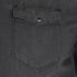 BLK DNM Men's 5 Long Sleeve Shirt - Black: Image 3