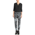 BOSS Orange Women's Sadina1 Trousers - Multi: Image 2