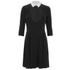 HUGO Women's Kalula Shift Dress - Black: Image 1