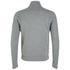 BOSS Green Men's Skax Funnel Neck Sweatshirt - Grey: Image 2