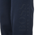 BOSS Green Men's Hadiko Cuffed Sweatpants - Navy: Image 4